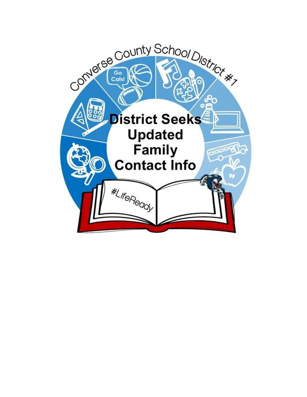 Update family contact information