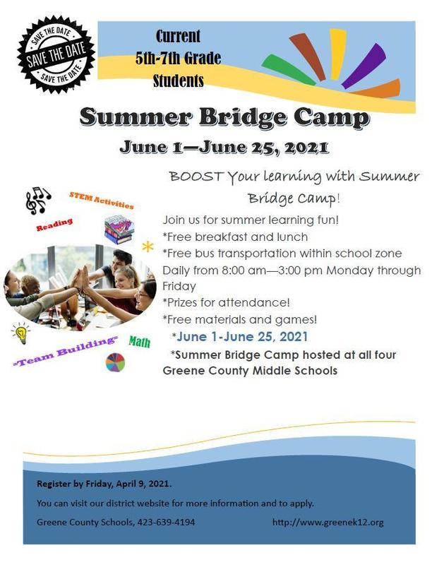 Summer Bridge Camp