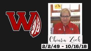 Chiara Ziek Passes Away