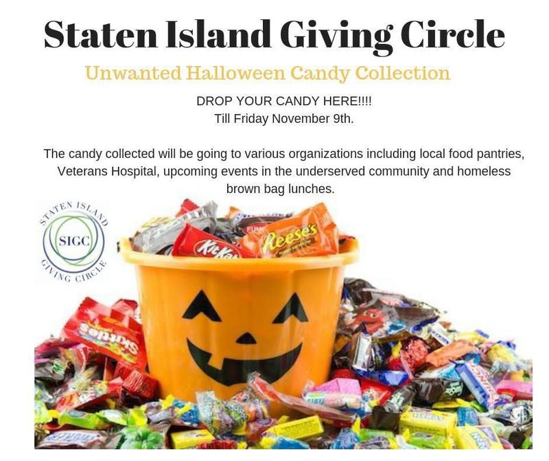 Bring in unwanted candy