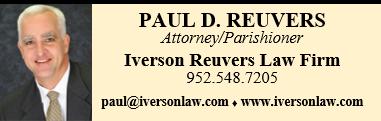 Iverson Reuvers Law