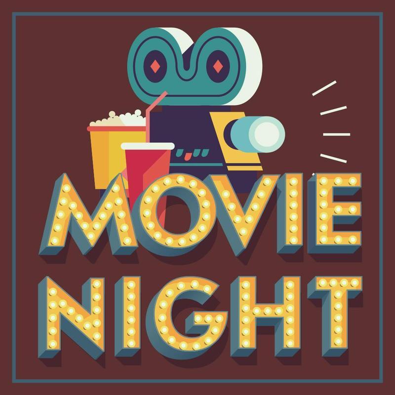 movie night logo