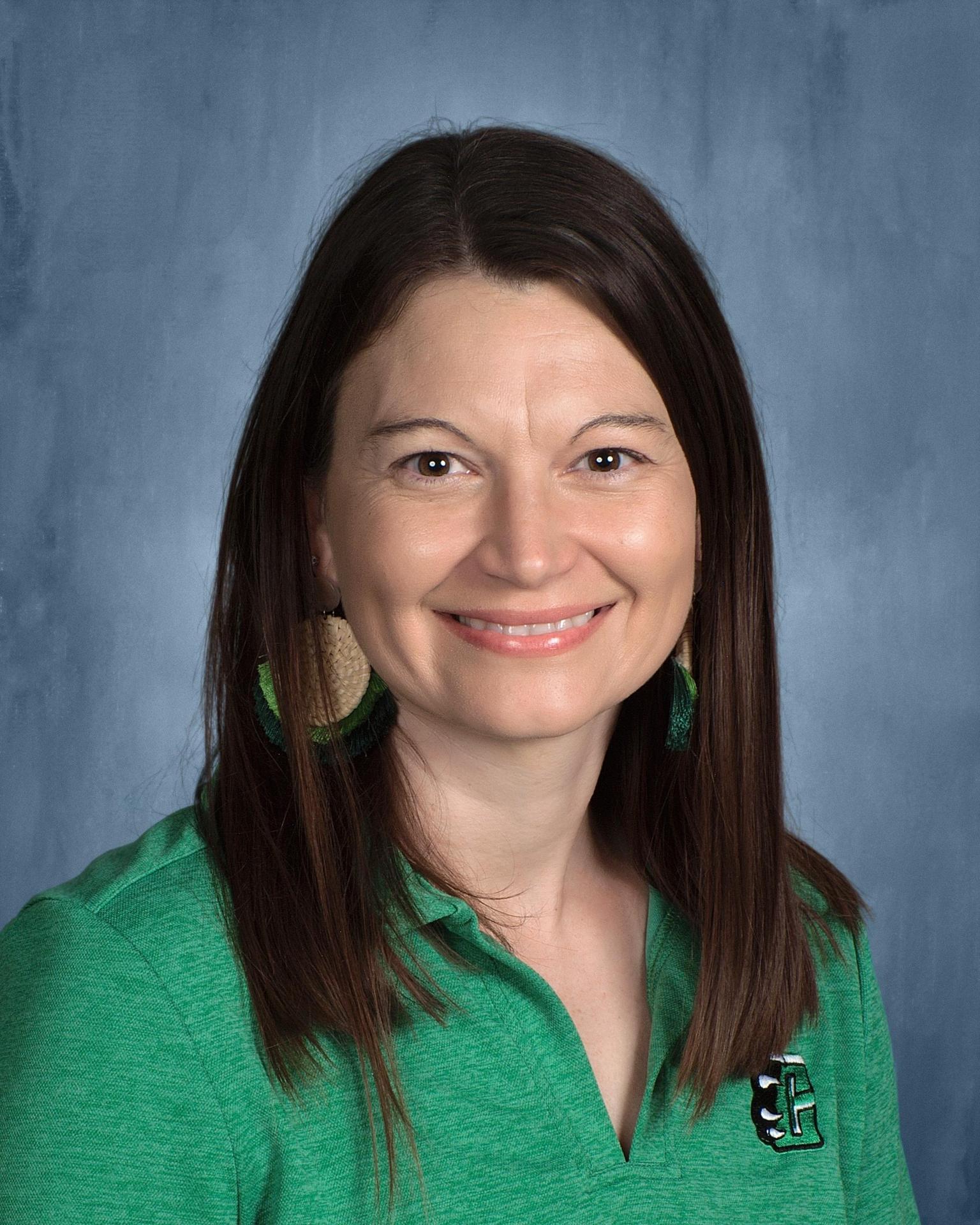 Tiffany Jones, Curriculum Director
