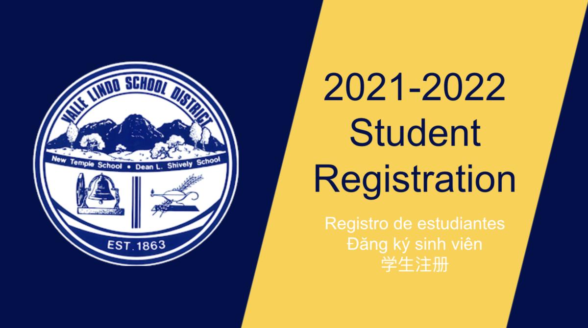 Student Registration Guide