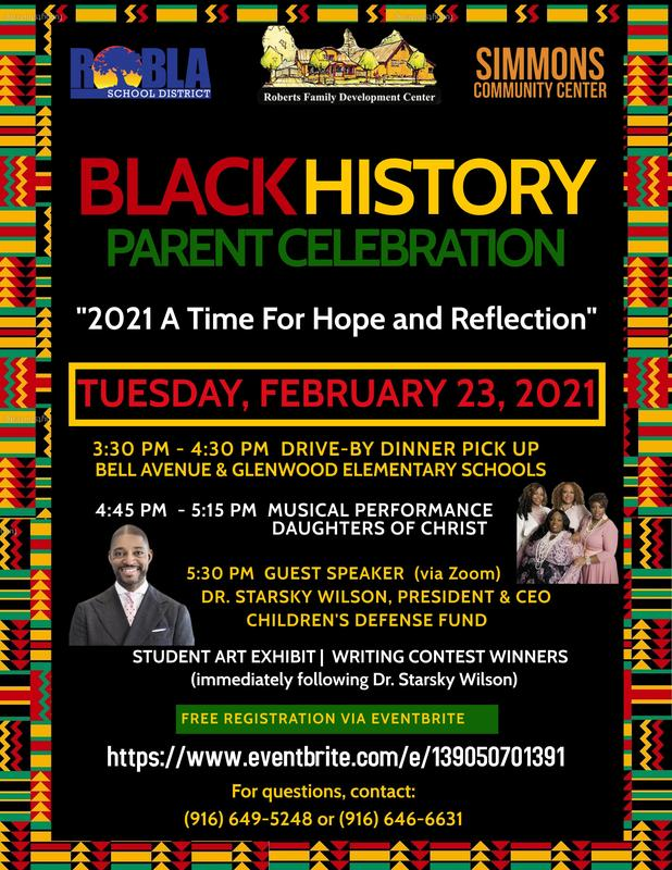 Black History Celebration