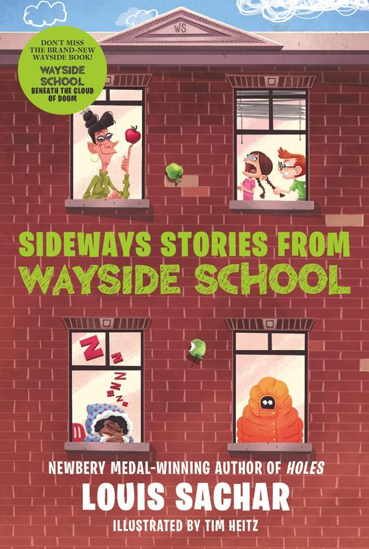 Sideways Stories Title Page