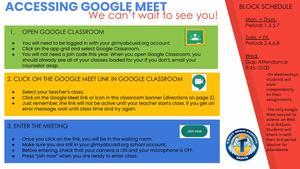 Google Meet page 1