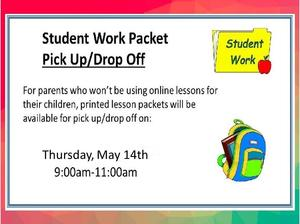 work packet info