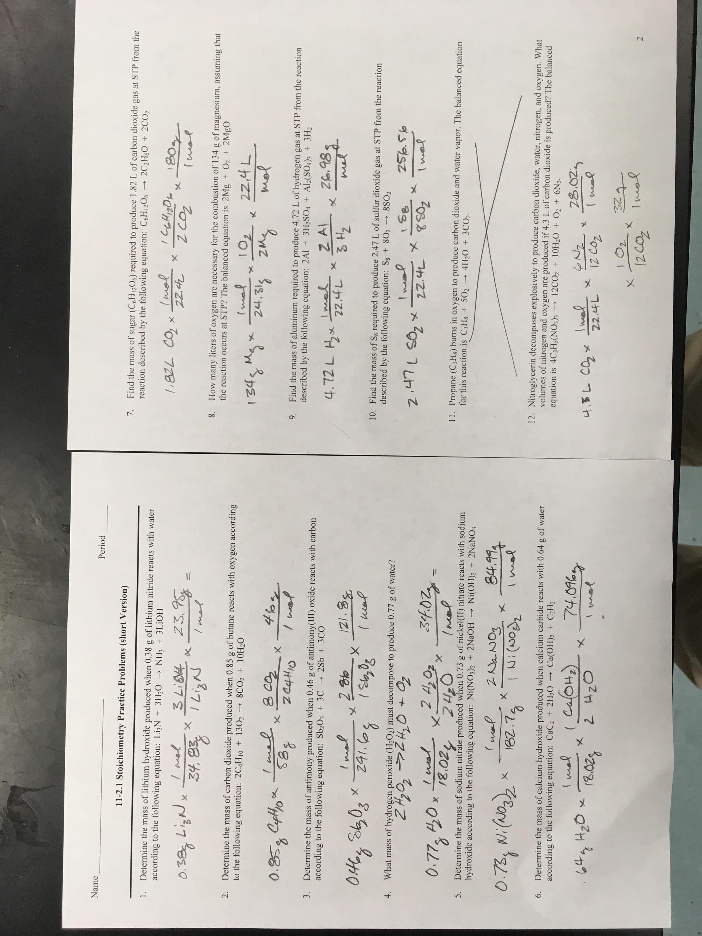Gas Laws Practice Problems Worksheet Answers   Briefencounters in addition  likewise stoiprac07all   Honors Chemistry Worksheet 3 Stoichiometry Practice also 15 Best Images of Specific Heat Worksheet Answer Key   Specific Heat furthermore Foothill High likewise Stoichiometry Practice Worksheet Answers   Kidz Activities further Sd Practice Problems Worksheet For Kids   Free Educations Kids besides Stoichiometry problems and answers pdf besides  furthermore Stoichiometry practice worksheet answers effortless quintessence 1 also Stoichiometry Practice Problems Worksheet The best worksheets image moreover Stoichiometry Worksheet with Answer Key Elegant Stoichiometry furthermore Stoichiometry Practice Worksheet   Veterinariancolleges besides  in addition 16 Best Of Stoichiometry Worksheet Answers   Thepoweltonpizza together with 15  notes on percent yield and m to m stoichiometry with. on stoichiometry practice problems worksheet answers