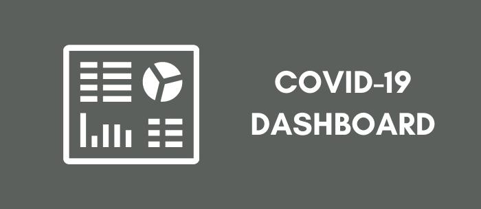 COVID Dashboard graphic