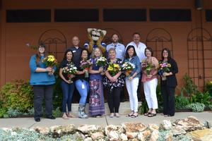 Jarrell ISD Teachers-of-the-Year and Paraprofessionals-of-the-Year