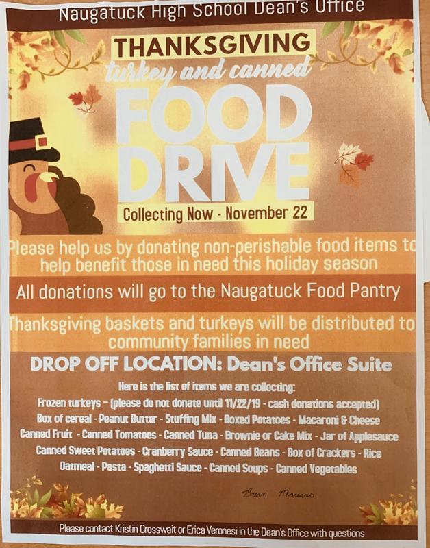 Thanksgiving Drive