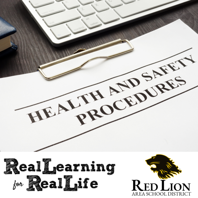 RLASD Health & Safety Procedures