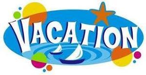 Summer vacation image