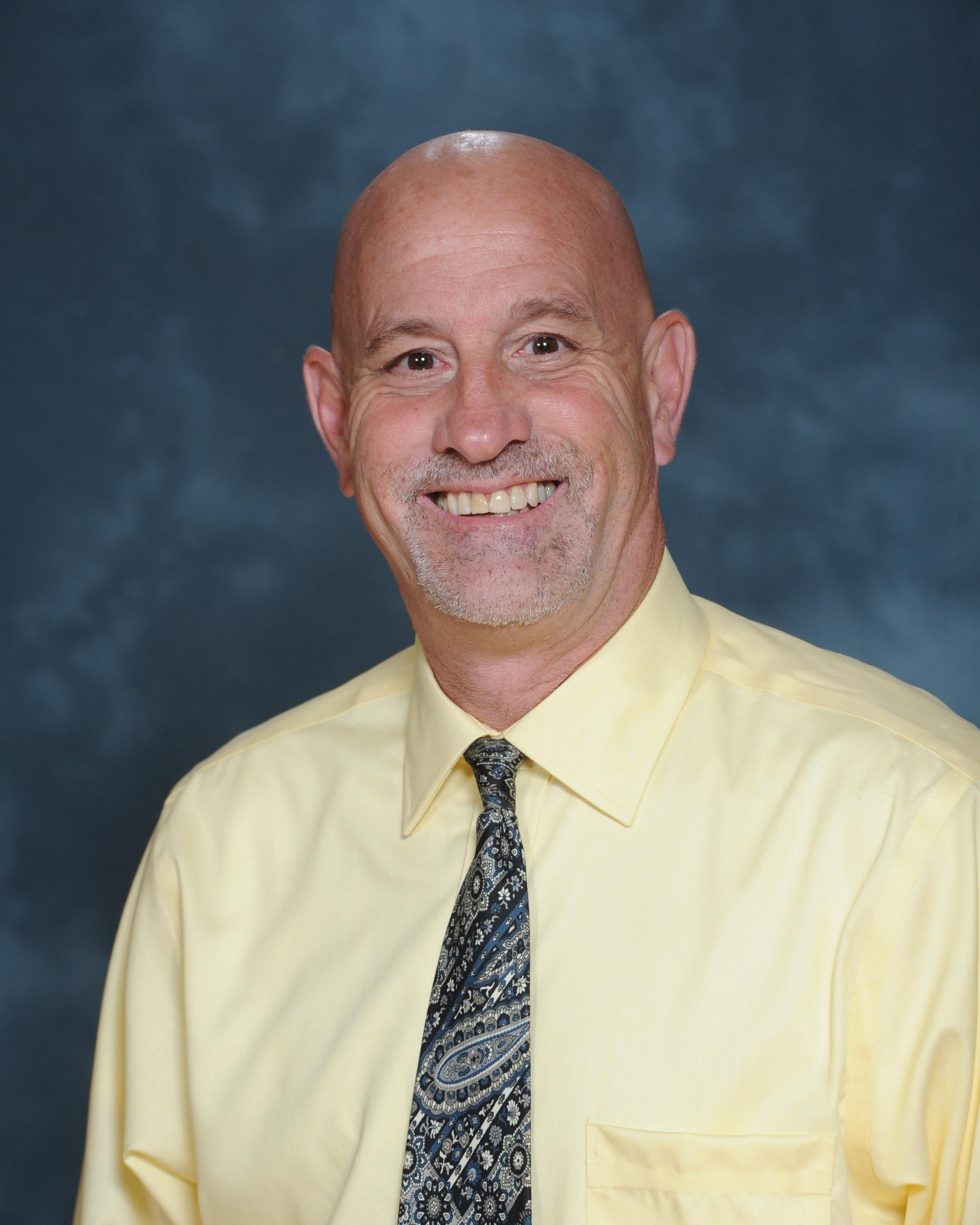 Kevin Kenny, EHS Athletic Director