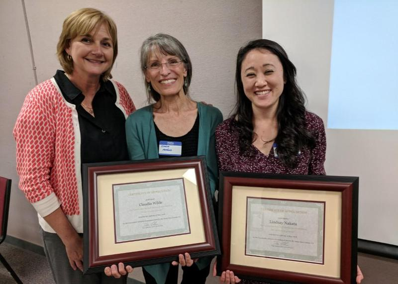 Two Moreland Nurses Honored at Regional Awards Luncheon Thumbnail Image