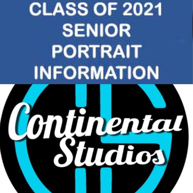 image of senior class portrait information