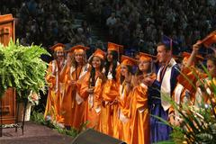 EHS Graduation Image