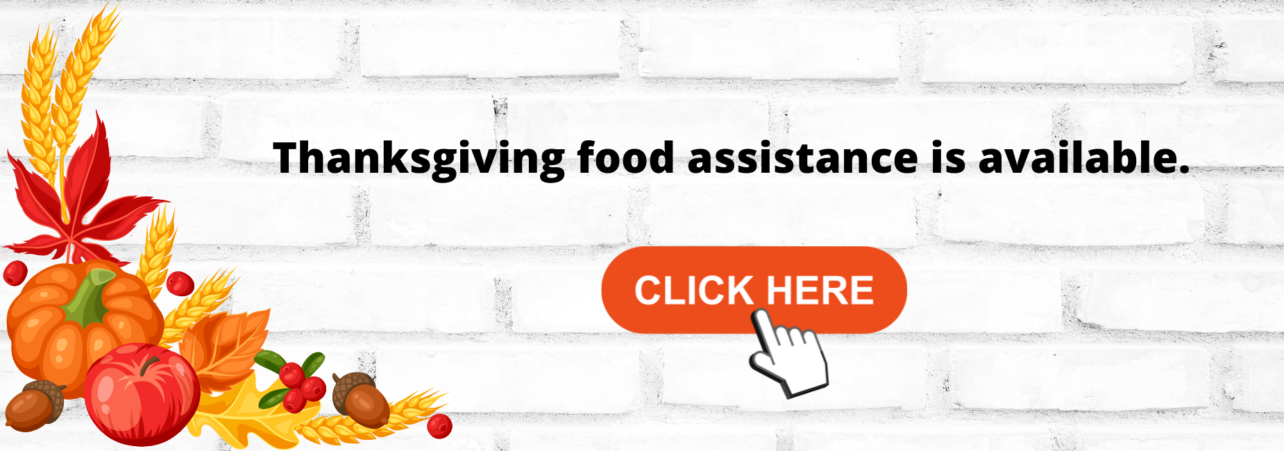 Thanksgiving Meal Assistance
