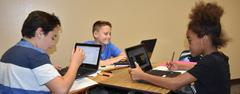 Every middle and high school student in WSISD has a Dell laptop for school and home use, and technology is embedded in the curriculum.