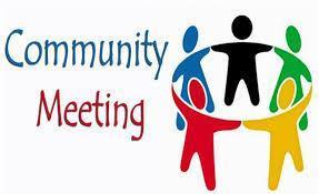Community Meeting/Reunión de la comunidad Featured Photo
