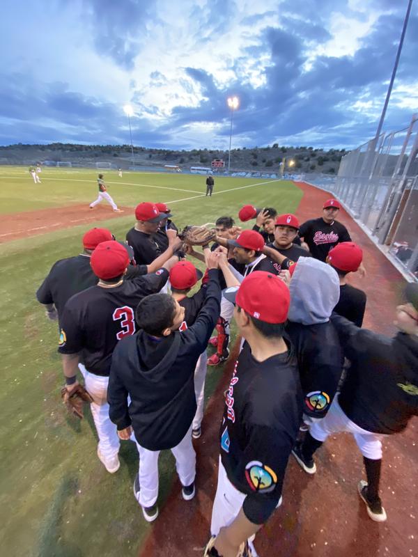 NACA Varsity Baseball '20