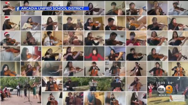 Arcadia High Orchestras