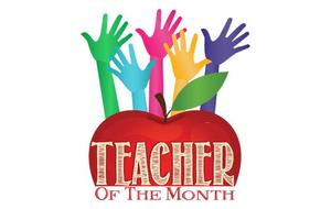 Teacher of the Month Picture