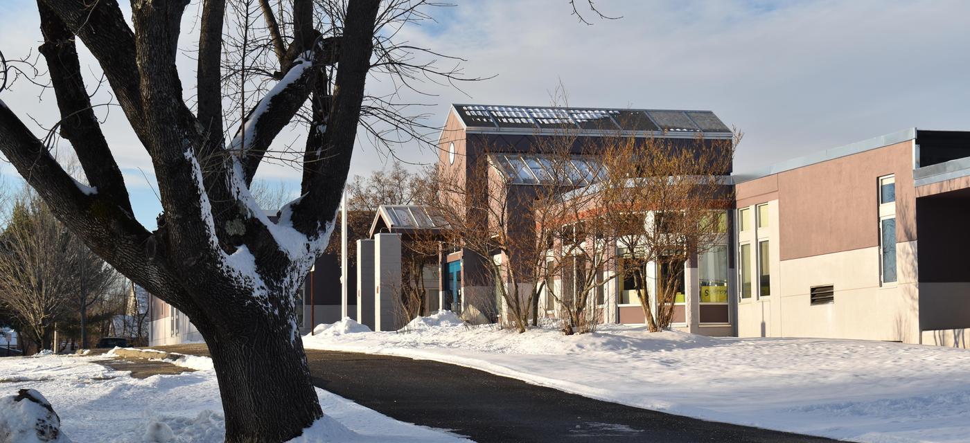 JSMS Winter Exterior