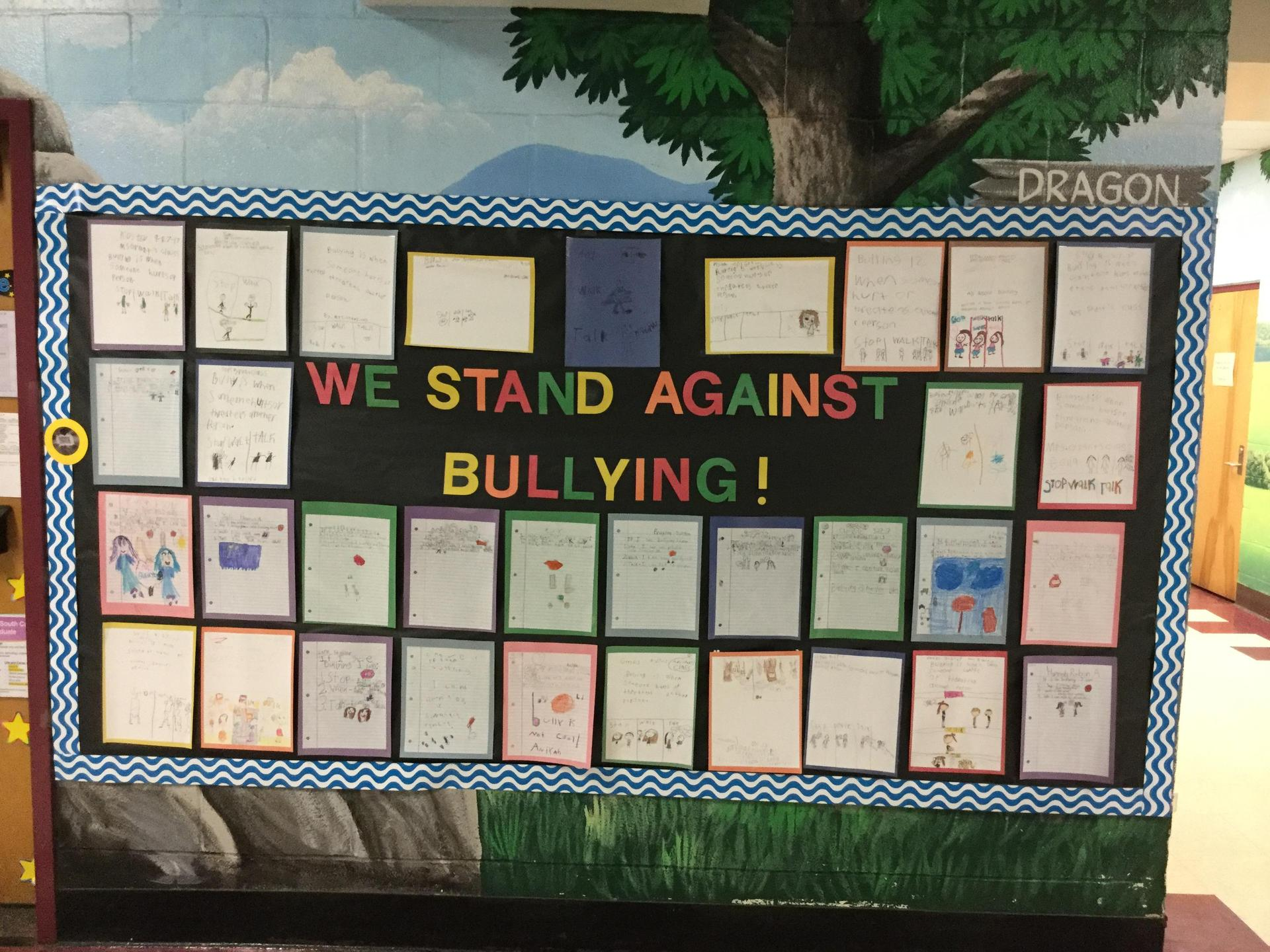 Stand Against Bullying