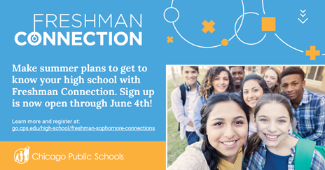 Register now for Freshman Connection! Featured Photo
