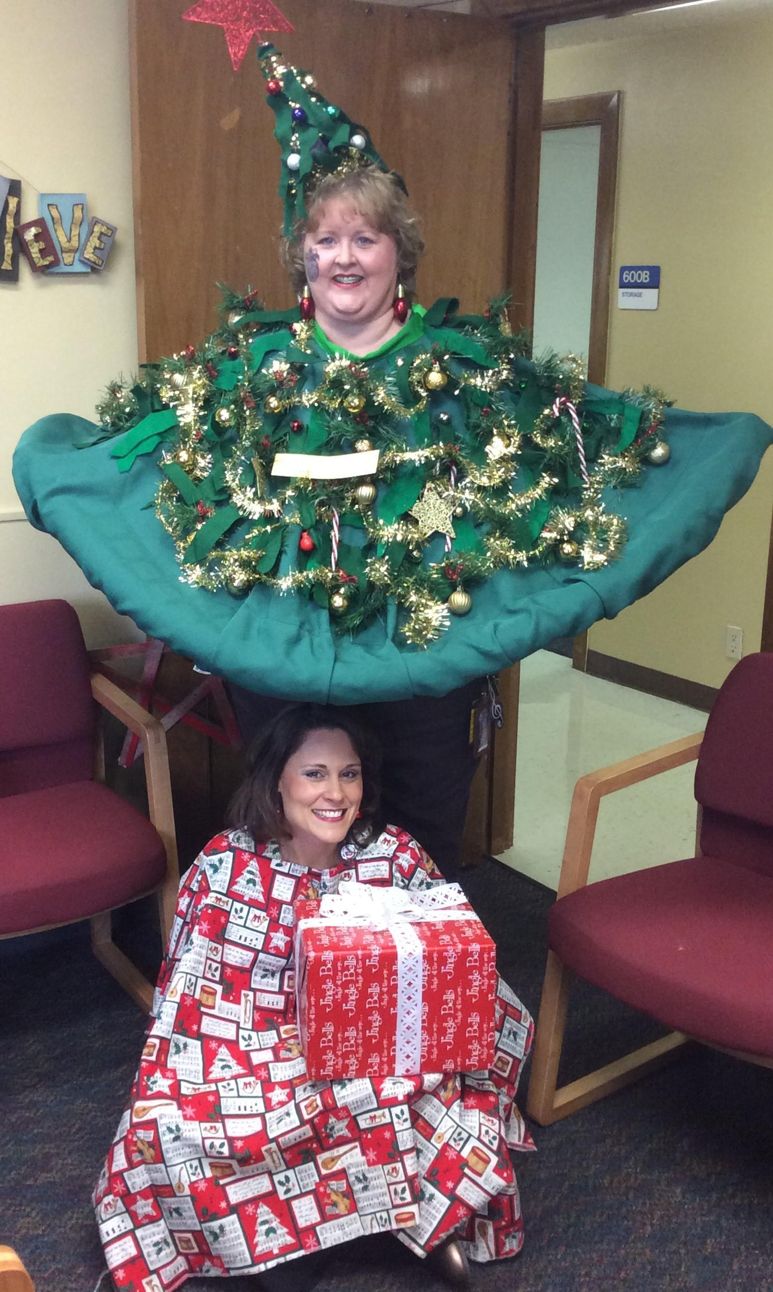 me christmas tree
