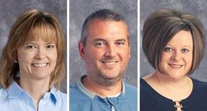Staff of Year