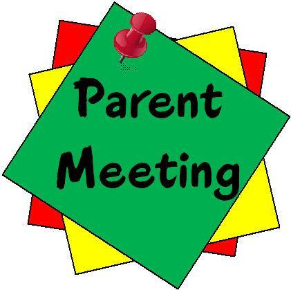 WELCOME BACK PARENT MEETING WILL BE HELD ON THURSDAY, AUGUST 5TH!!! Featured Photo