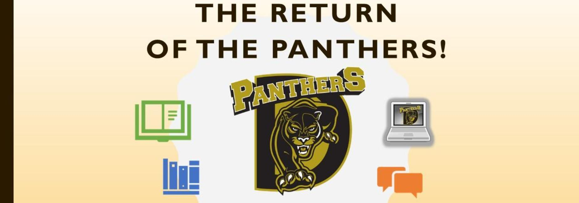 Return of the Panthers