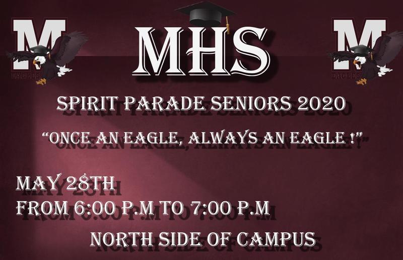Seniors Parade Featured Photo