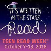 Teen Read Week Contest Thumbnail Image