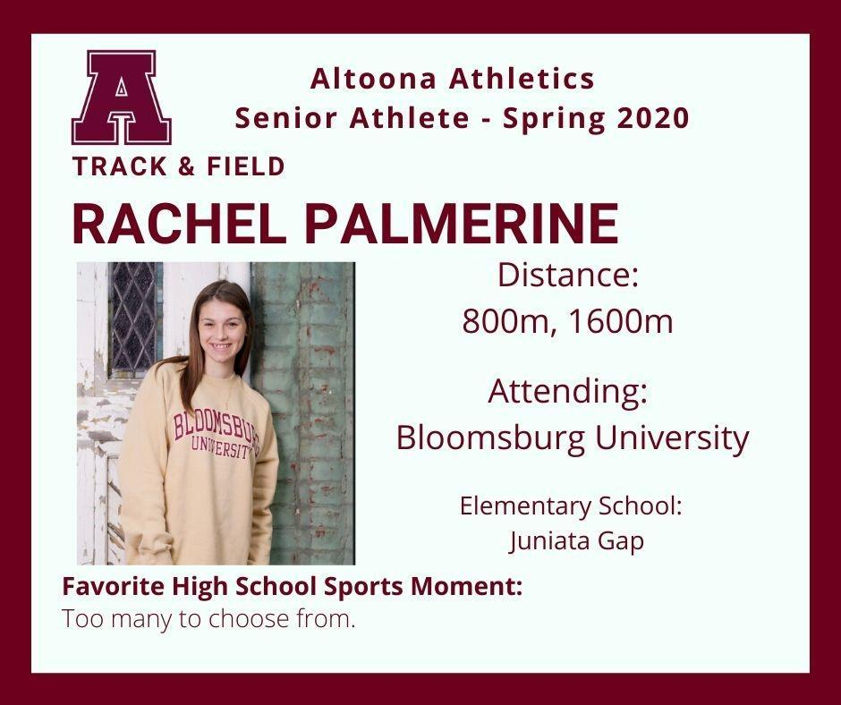 Rachel Palmerine