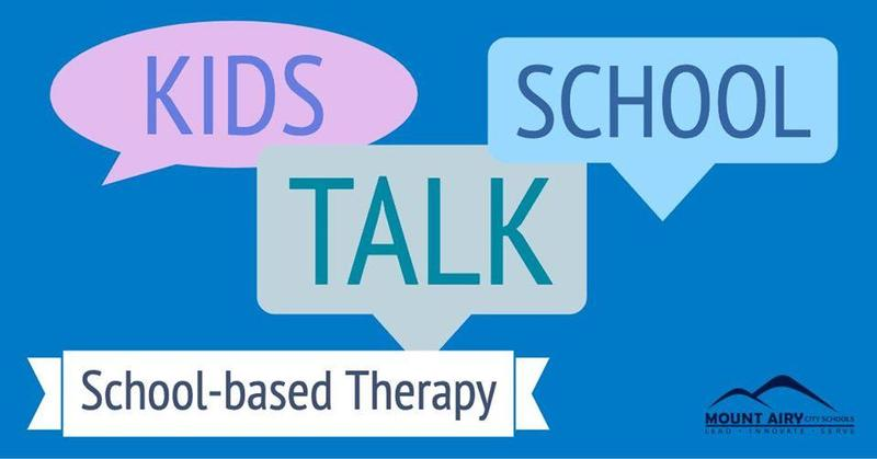 school based therapy