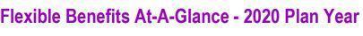 GAB BENEFITS AT A GLANCE