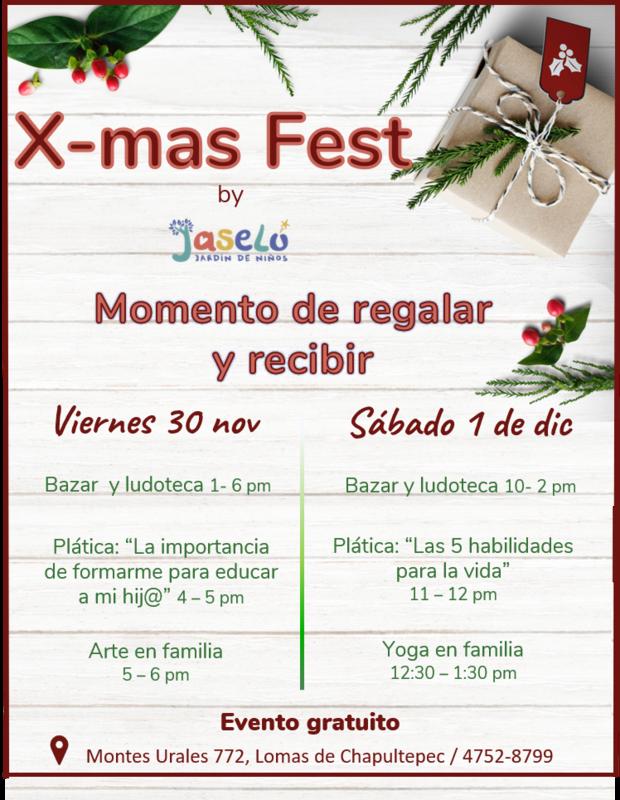 X-mas Fest by Jaselú Featured Photo