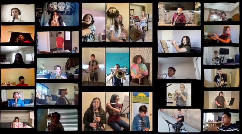 20-21 6th Grade Virtual Band Concert Thumbnail Image