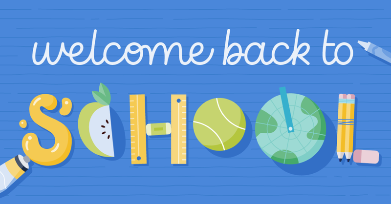 Welcome Back Letter 2018-2019 Thumbnail Image