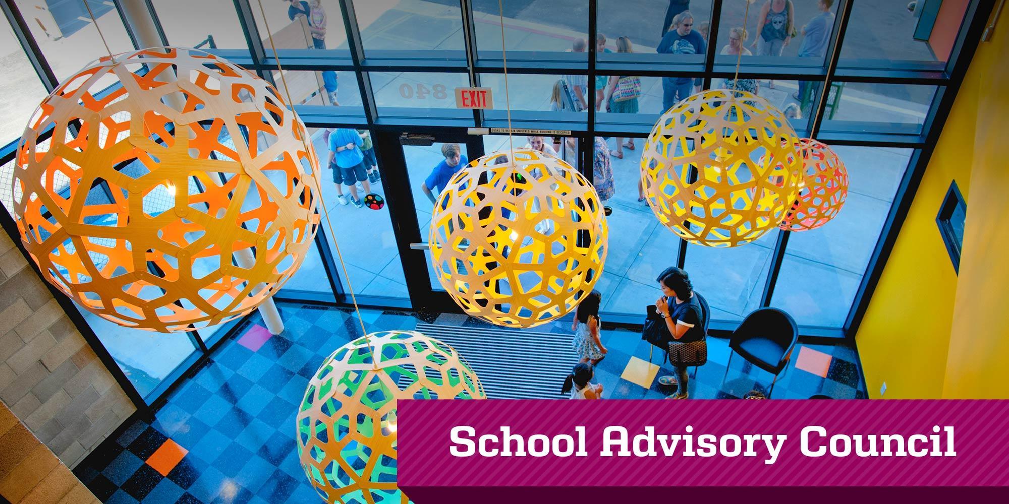 Urban Discovery School - School Advisory Council