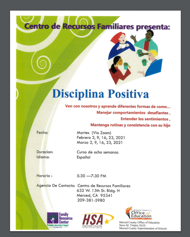 DIsciplina Positiva Featured Photo