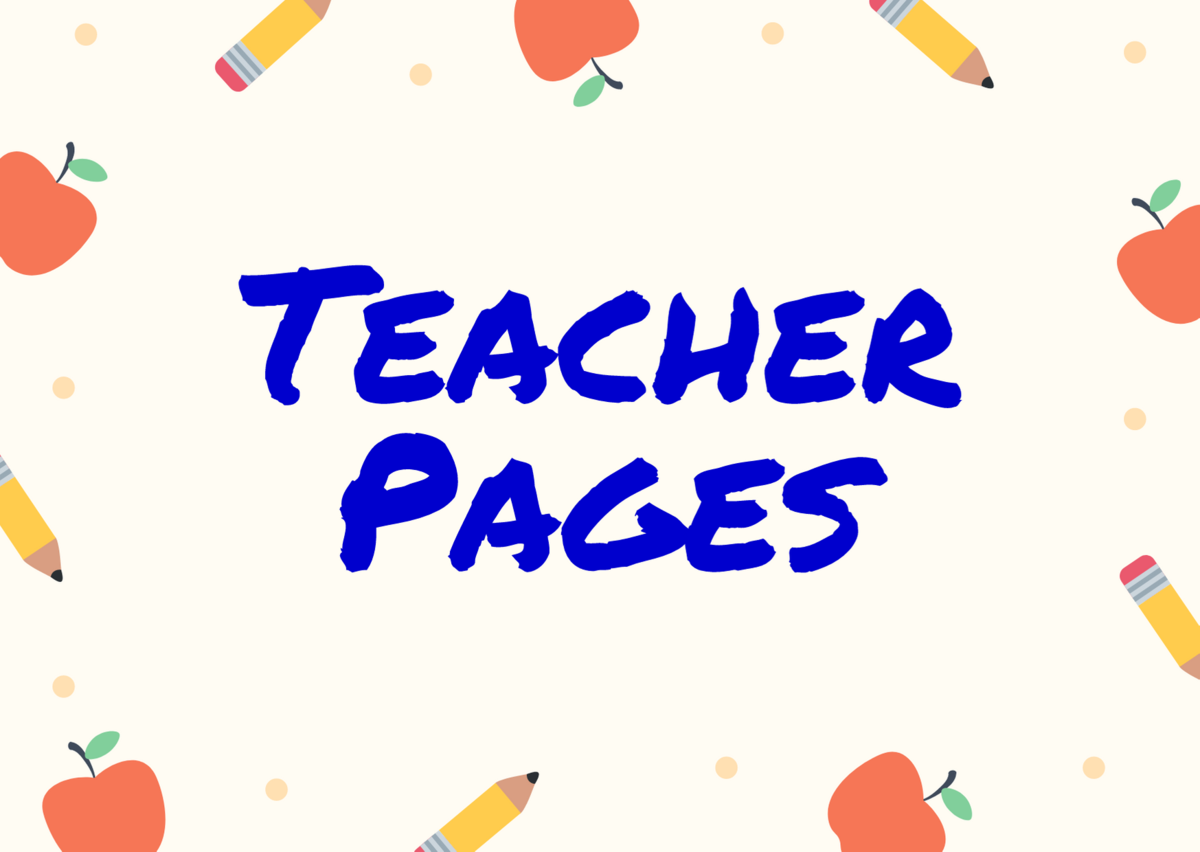 teacher pages graphic
