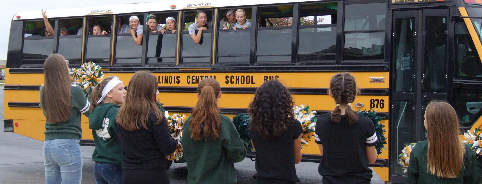 On their way to the state tournament