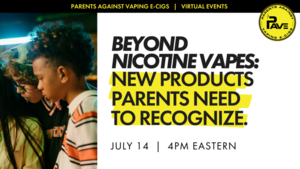 Free Virtual Event for Parents