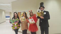 caes storybook characters