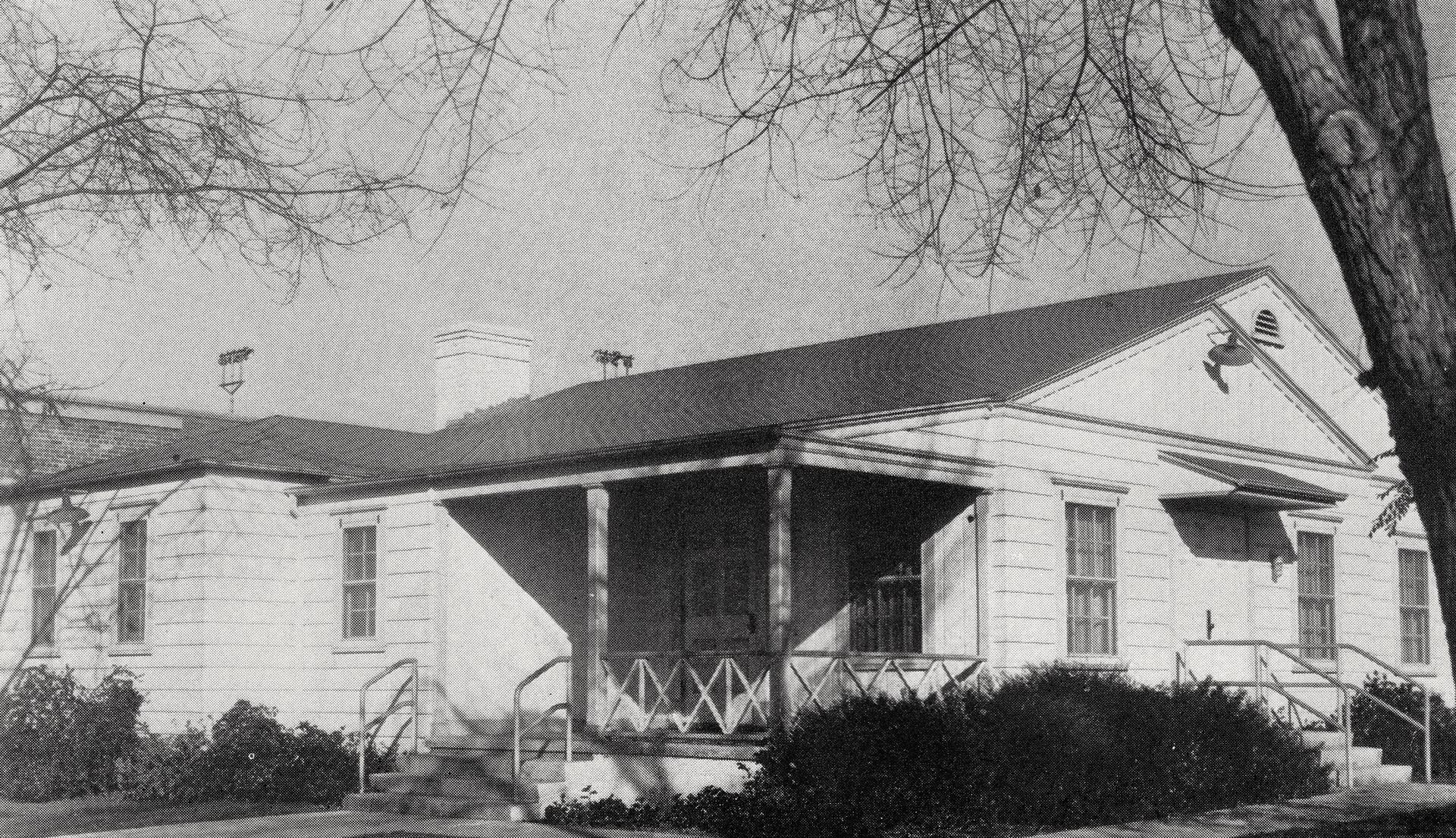 The Riterman House 1944